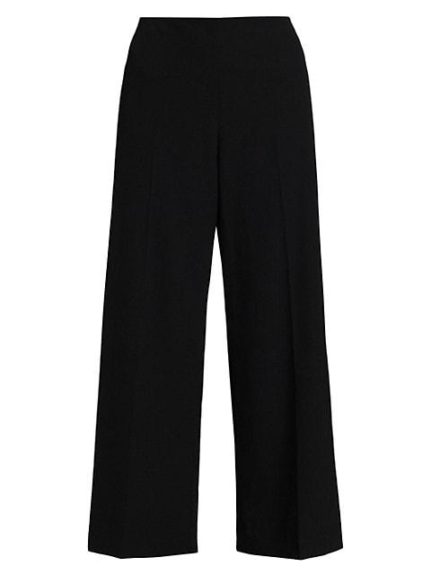 Ander Cropped Wool Pants
