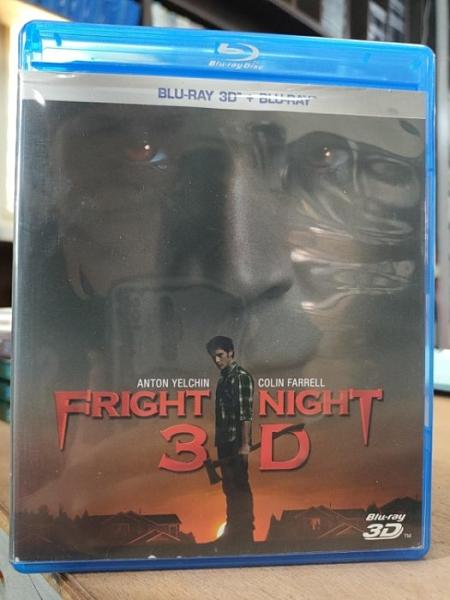 挖寶二手片-0730--正版藍光BD【吸血鬼就在隔壁 3D+2D雙碟限定版】熱門電影(直購價)