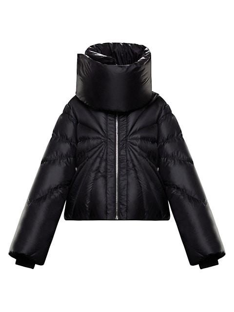 Tonopah Woven Down Coat