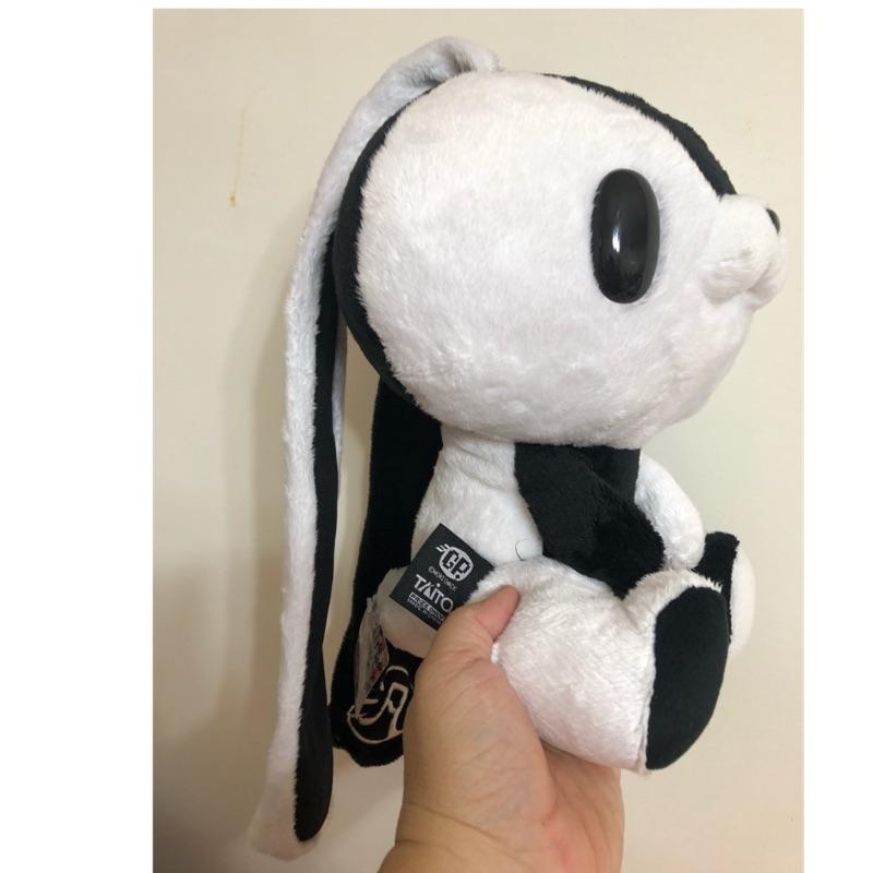 絕版老物日版日標GP黑白泛用兔TAITO出品