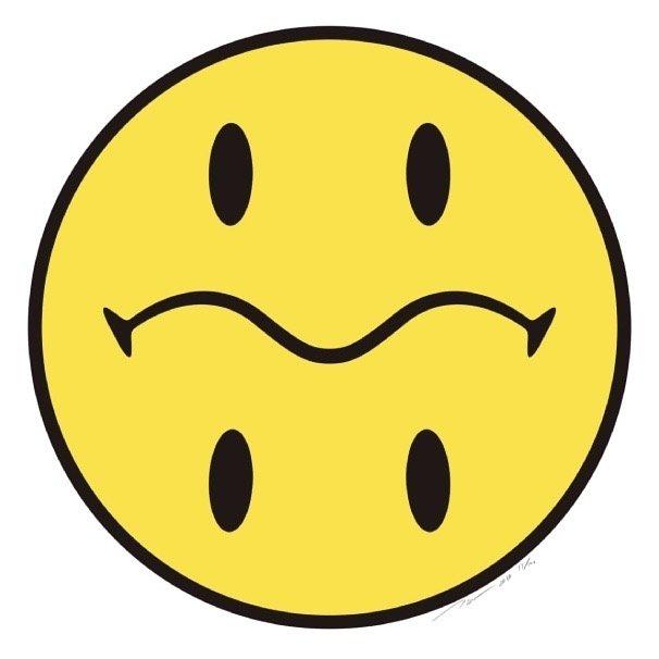 村上隆 Takashi Murakami 隔壁的微笑君 Tonari no Smiley-Kun No.1版畫