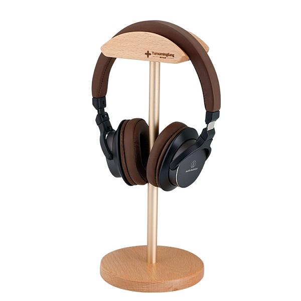 耳機支架實木耳機架