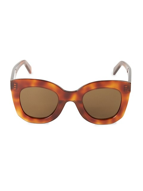 47MM Geometric Sunglasses