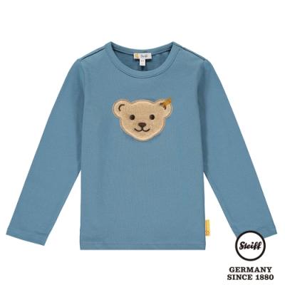 STEIFF德國精品童裝   長袖T恤上衣 素面熊熊