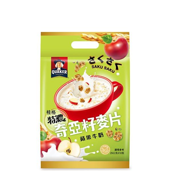 桂格蘋果奇亞籽麥片29GX10包