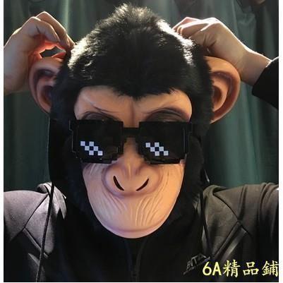 下殺 【6A精品鋪】可到付請聯繫我喔 #爆款熱賣#動物頭套驢馬頭面具成人cosplay抖音同款男女哈奇士搞笑假面舞會
