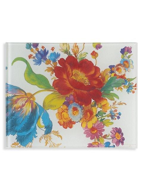 Flower Market Cutting Board