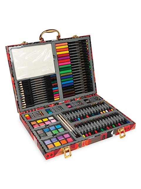 127-Piece Portable Art Studio