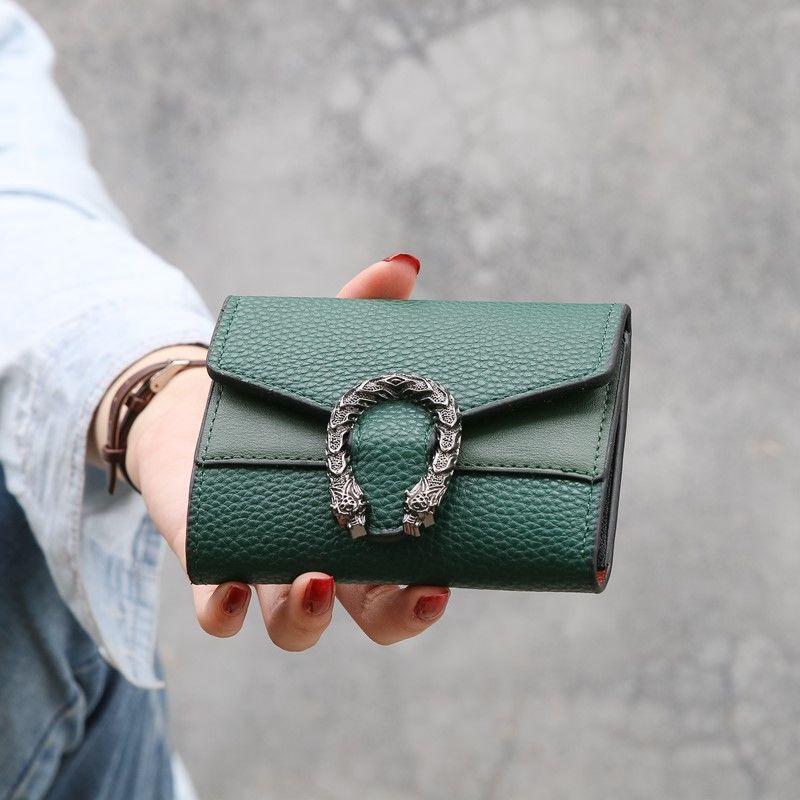 【新品上市】新款簡約韓版女士錢包女短款時尚學生薄款小錢包女零錢包卡包皮夾