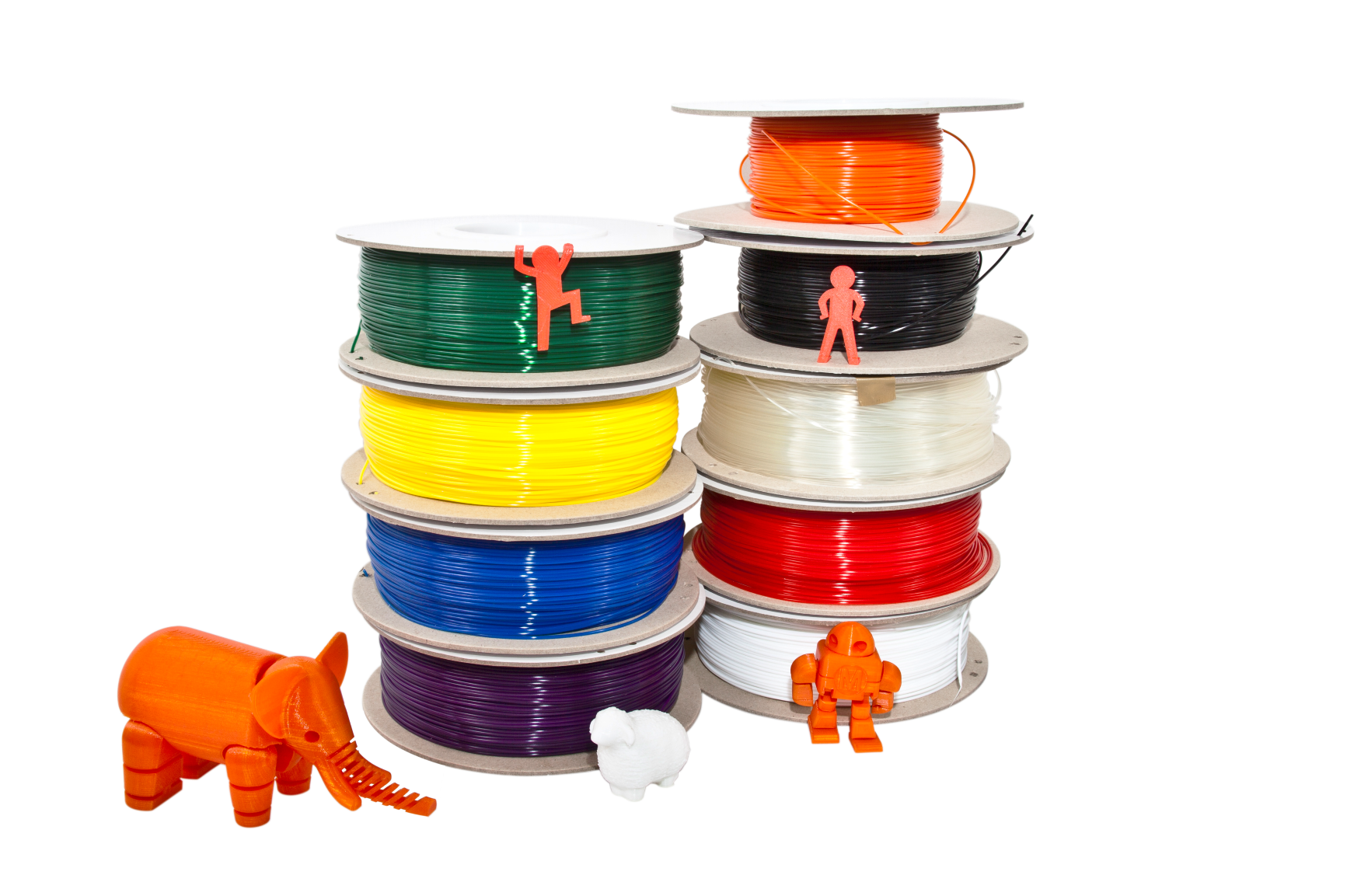 小雨商城 3D列印耗材 PLA線材【PLA 1.75mm】1KG 3D列表機線材 3D印表機耗材
