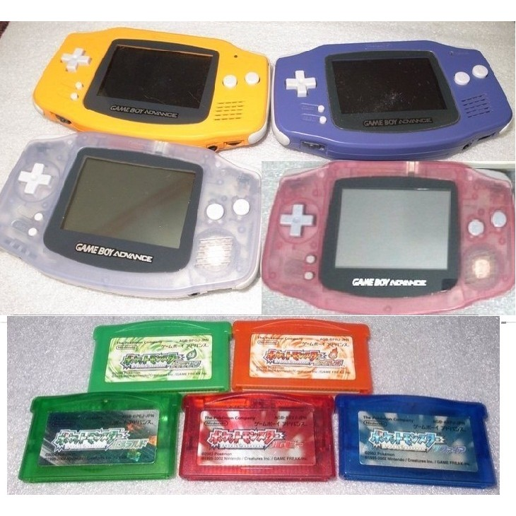 任天堂 GBA Gameboy Advance game boy advance 可玩GB和gba卡