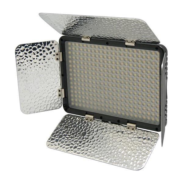 【南紡購物中心】【ROWA 樂華】 LED-330A 可調色溫LED攝影燈