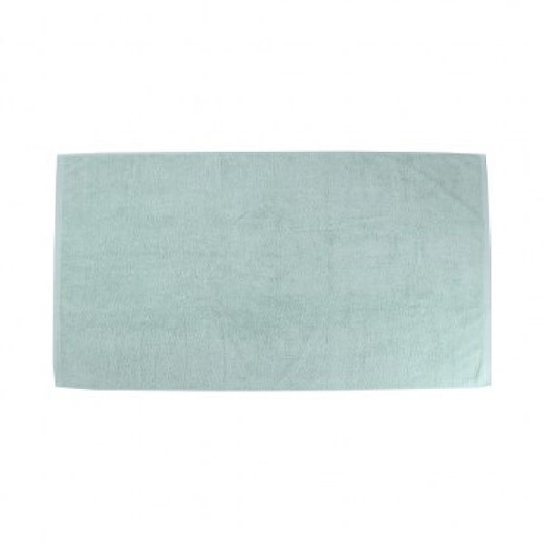 HOLA 土耳其純棉浴巾綠78X140cm