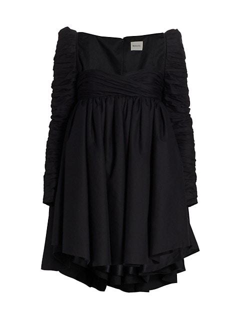 Sueanne Babydoll Dress
