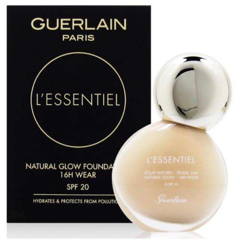 Guerlain(嬌蘭)亮顏裸光純萃粉底液(01C)