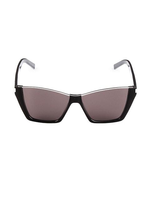 Kate 58MM Cat Eye Sunglasses