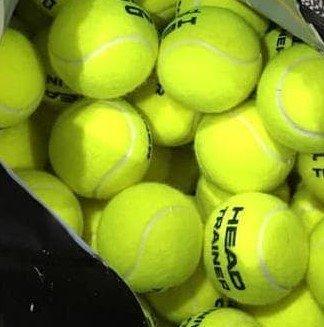 元豐東/東勢網球場~HEAD PRACTICE TRAINER-POLYBAG 網球無壓練習球/單顆