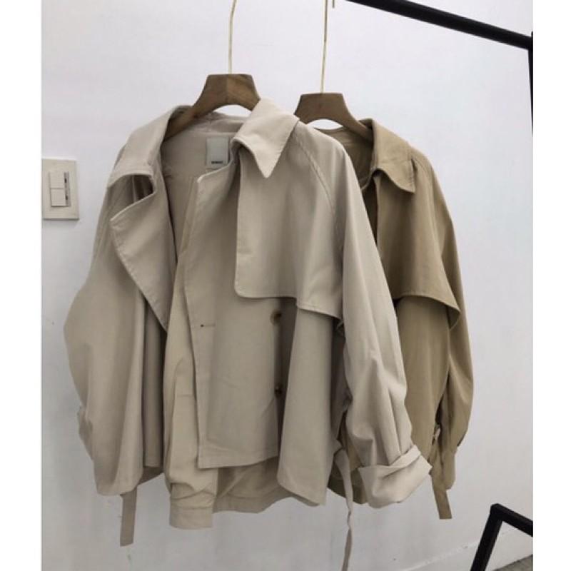 精挑細選超美質感風衣外套