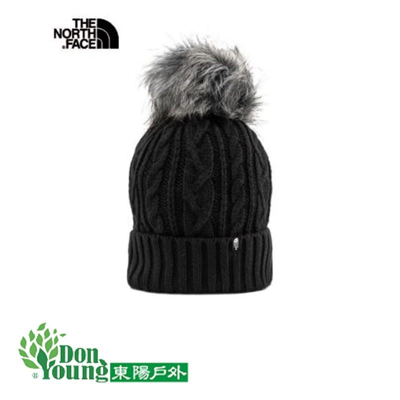 【THE NORTH FACE】海軍藍保暖毛球針織帽 (2色) 3FJM 百搭臉型保暖首選