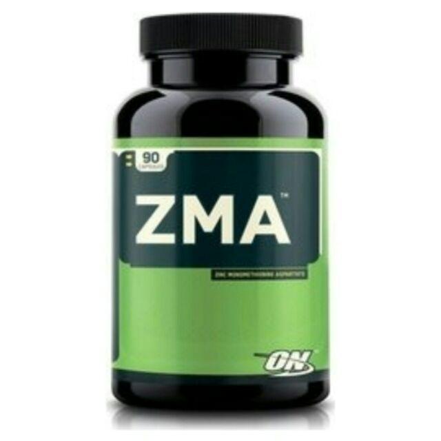 美國運動健身營養大廠力推 訓練後睡前補充 ON ZMA,GAT ZMAG-T MET-RX 鋅鎂力 90粒裝