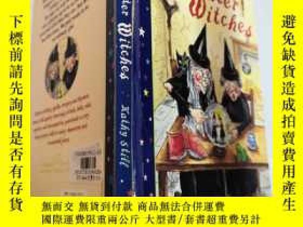 二手書博民逛書店the罕見bogwater witches 沼澤女巫Y200392