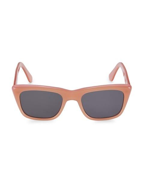 Santa Fe 50MM Square Sunglasses