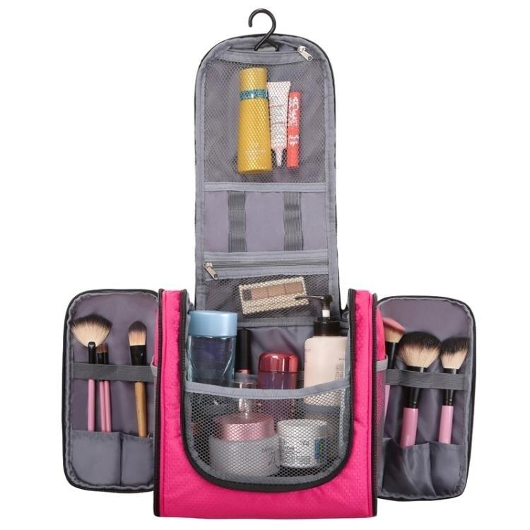 化妝包化妝包洗漱包男女大容量防潑水便攜出差旅行收納袋收納包 新年特惠