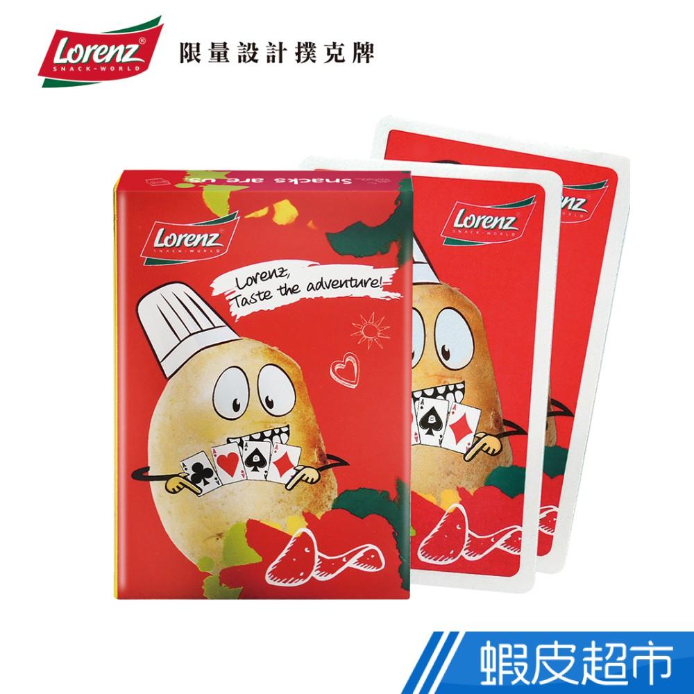 LORENZ多倫斯 限量設計撲克牌 [贈品] 現貨 蝦皮直送