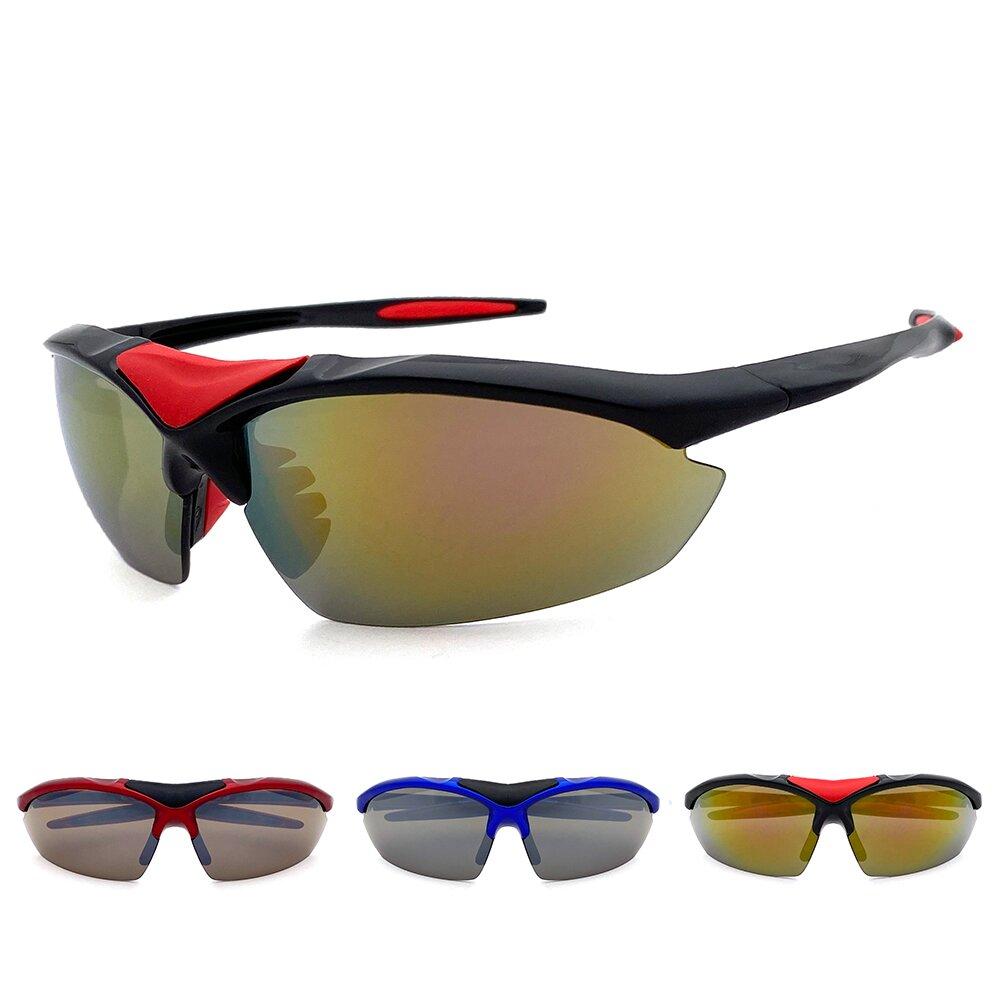 MIT戶外運動眼鏡 流線型 太陽眼鏡/墨鏡 抗UV