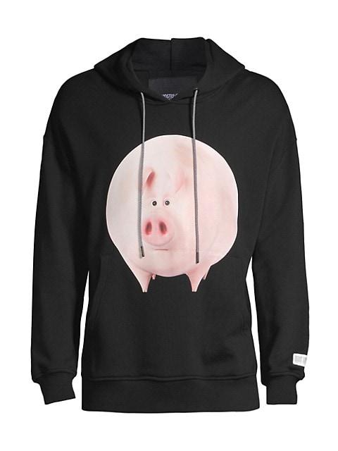 Pig Graphic Hoodie
