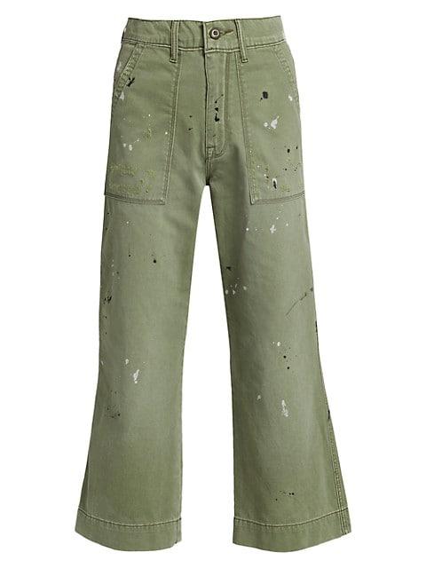 Sedona Painted Baker Pants