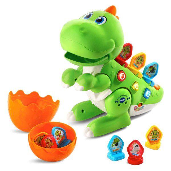 Vtech 嘻哈唱跳小恐龍|互動玩具