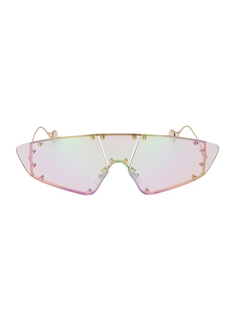 Techno 99MM Mask Sunglasses