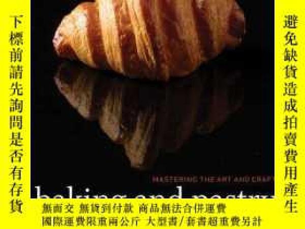 二手書博民逛書店Baking罕見And PastryY256260 The Culinary Institute Of Ame