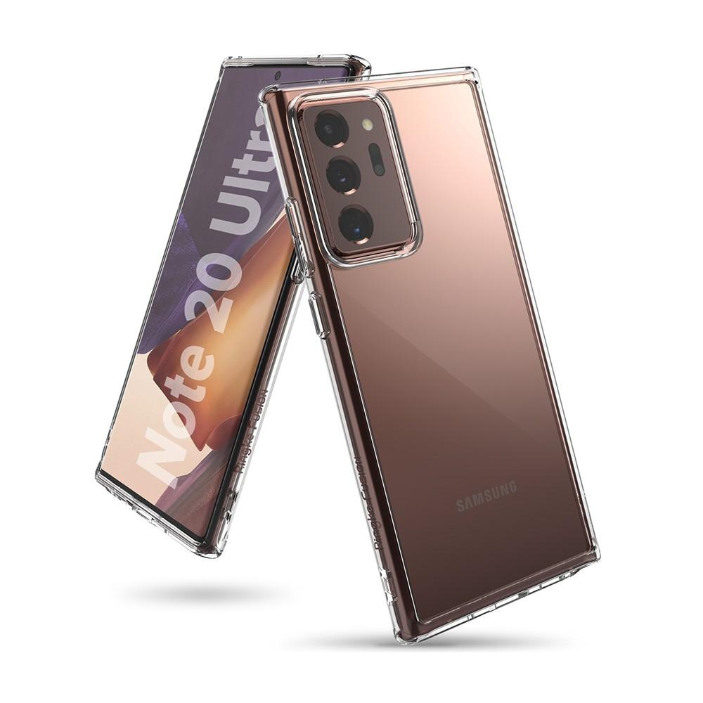 Rearth 三星 Galaxy Note 20 Ultra (Ringke Fusion) 高質感保護殼 廠商直送