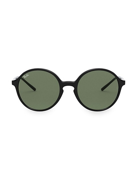 RB4304 53MM Youngster Round Sunglasses