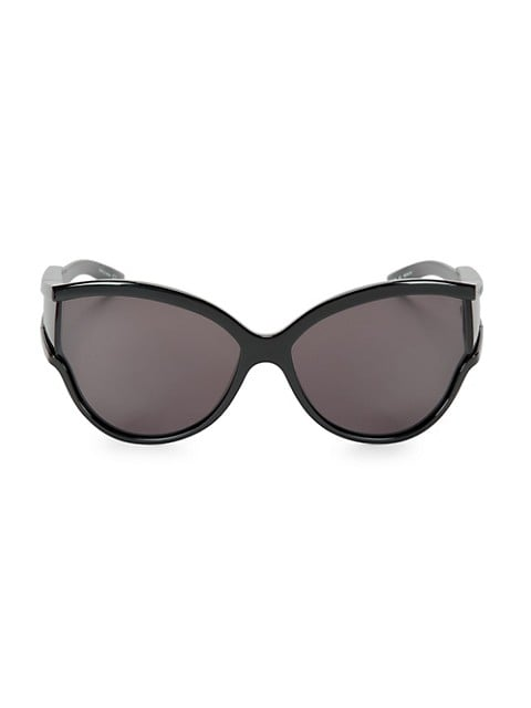 63MM Wide-View Biker Sunglasses