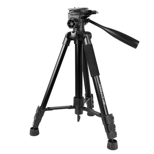 KINGJOY 勁捷 VT-880 板扣式攝影三腳架
