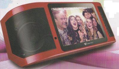 2021最新機種金嗓攜帶式行動卡拉OK伴唱機-SUPER SONG 500,送大全配,歡迎分期付款,【O利率*6期】