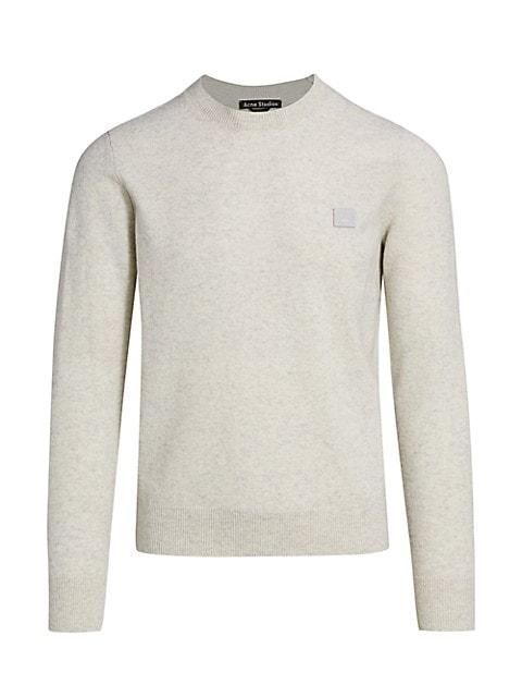 Kalon Face Wool Sweater