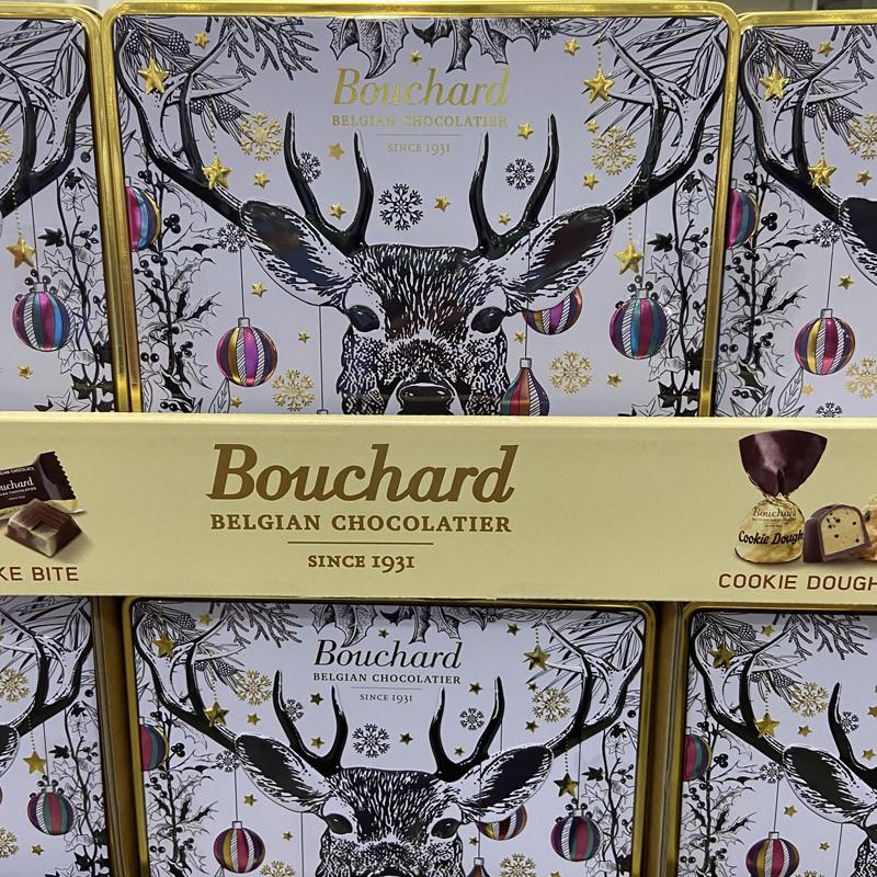 BOUCHARD CHOCOI ATE HAI 曲奇餅起司巧克力組合 546公克 C121240