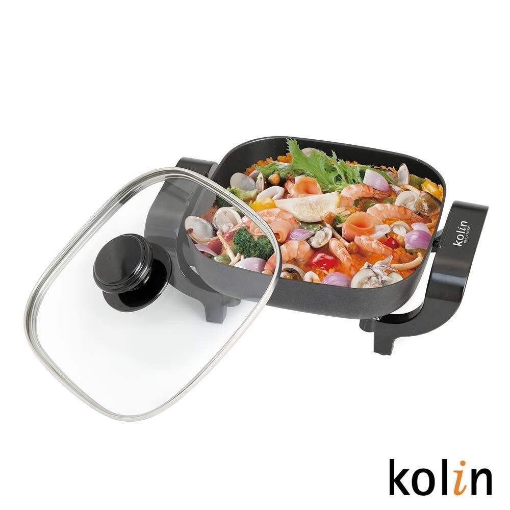 【限時促銷】Kolin 歌林萬用料理鍋 / 煎鍋 / 溫控美食電火鍋 KHL-LNG06 *免運費**