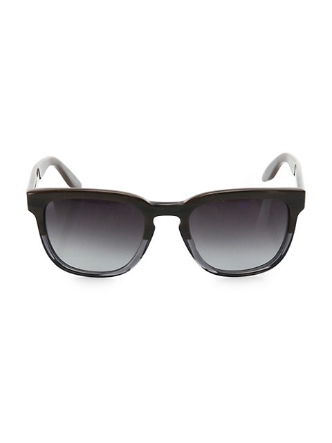 Coltrane Mudsli 54MM Square Sunglasses