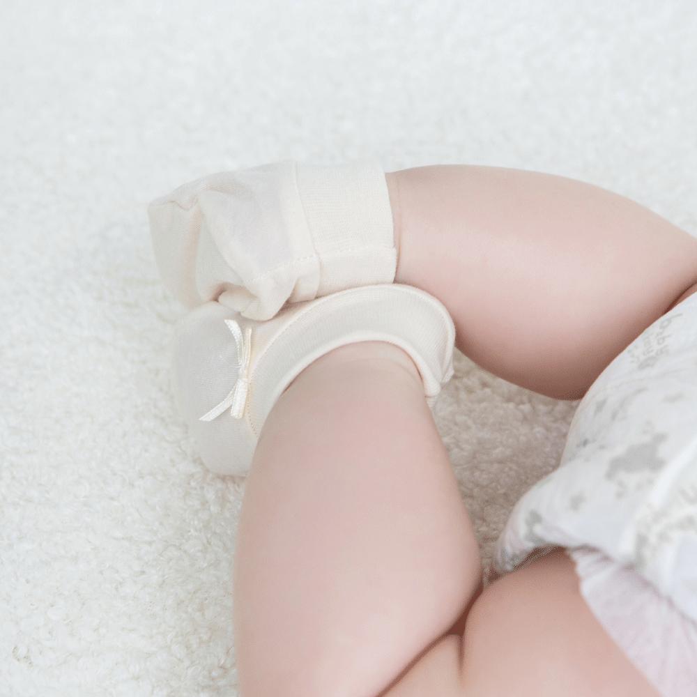 台灣 六甲村 無染棉腳套
