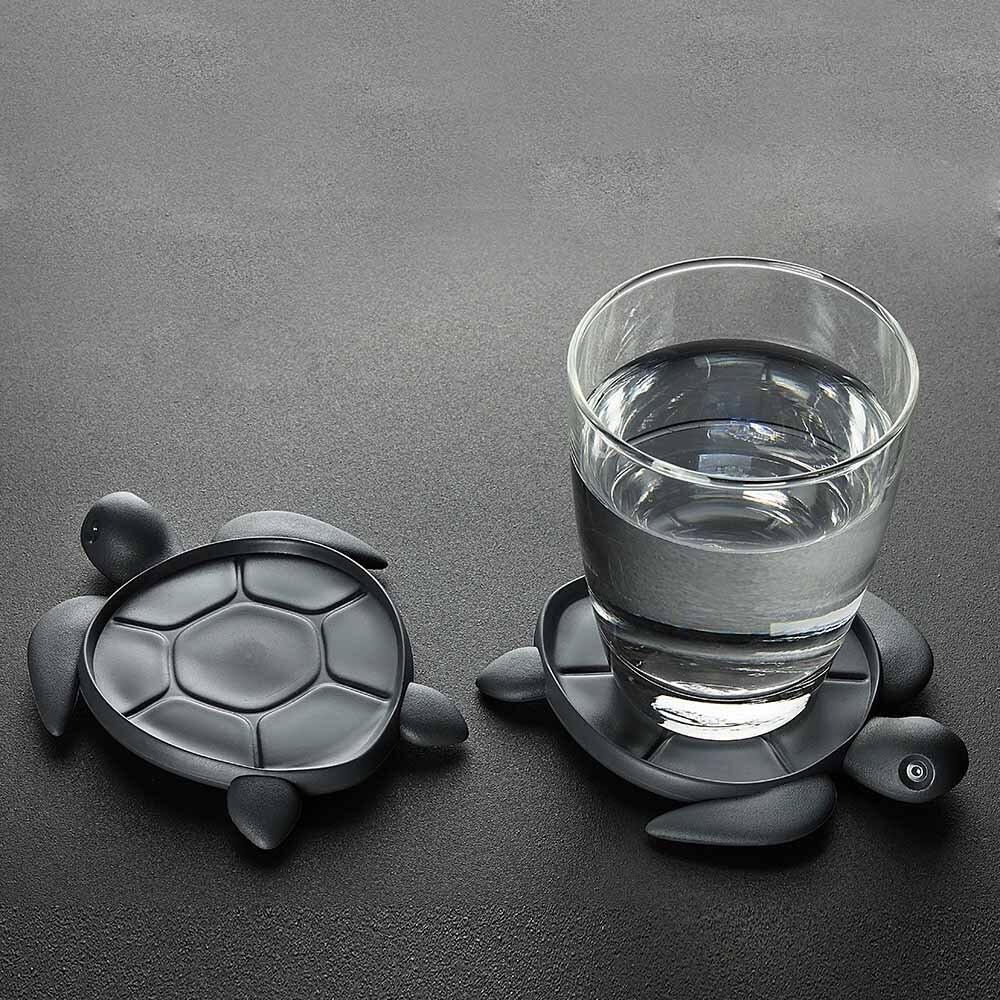 QUALY|拯救海龜-杯墊