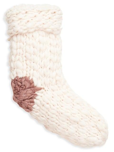 The Scout Slipper Socks