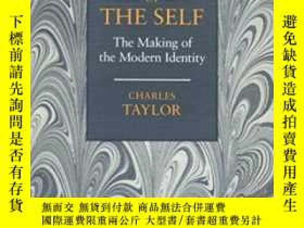 二手書博民逛書店Sources罕見Of The SelfY256260 Charles Taylor Cambridge Un