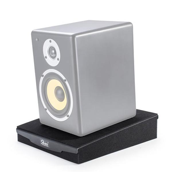 "SKIER S102M 喇叭音箱避震墊(單個) 適用監聽喇叭(8-10"") APEX011【公司貨】"