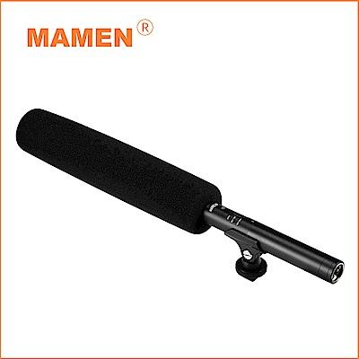 MAMEN 慢門 KM-M280 超指向性電容式麥克風 (公司貨)