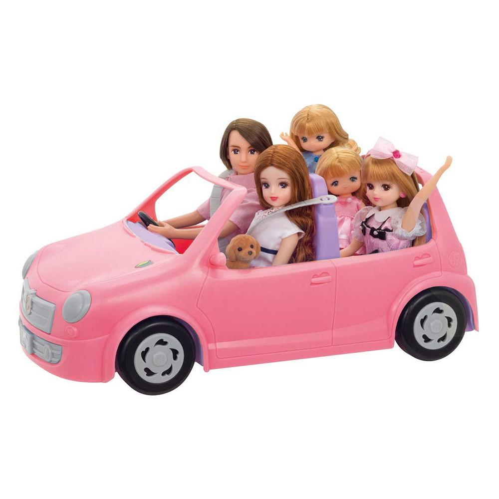LICCA莉卡娃娃 LF-04 莉卡家庭車